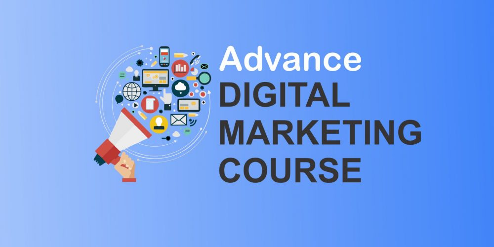 Advance Digital Marketing Course 2020 with Google Certification -Online classroom