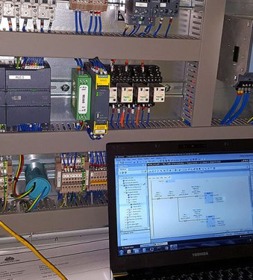 PLC Automation Fundamentals with ladder logic