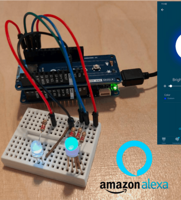 Arduino Embedded Systems Development with IOT